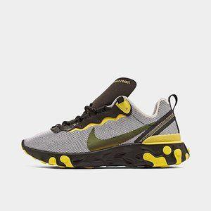 NEW Nike React Element 55 Men's Shoes